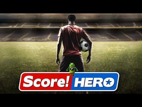 Trucchi Score! Hero Android Soldi infiniti Energia illimitata