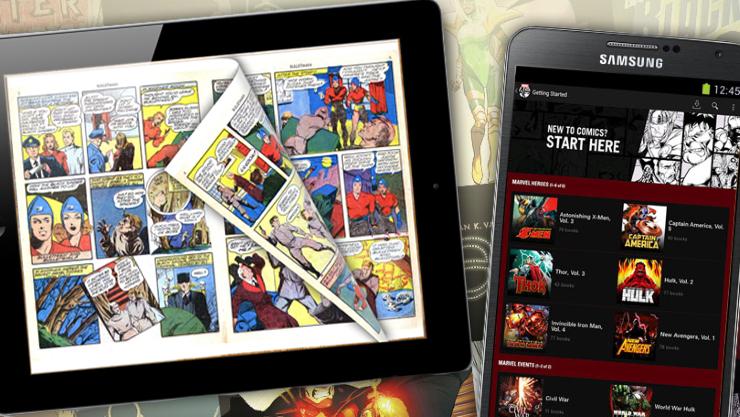 App Fumetti e Manga per Android e iPhone