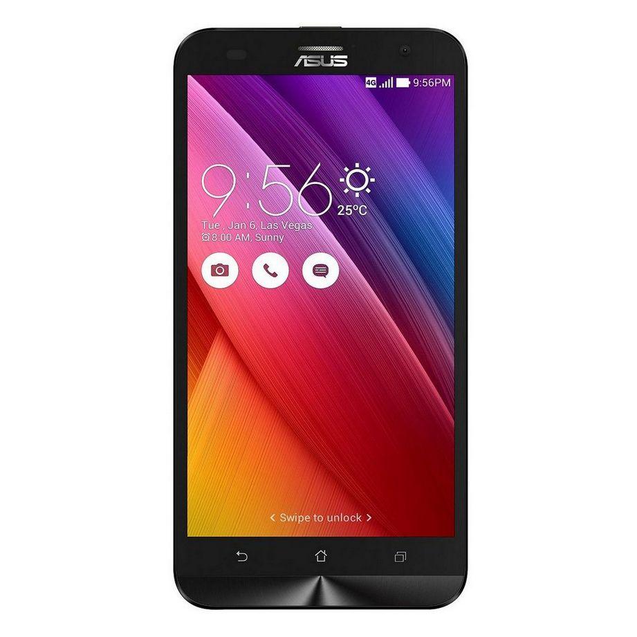 "Asus ZenFone 2 Laser 5.5"" Smartphone, 16 GB, Dual SIM, Nero"
