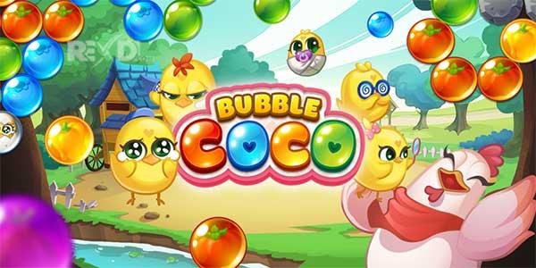 Trucchi Bubble Coco Android Vite infinite e Diamanti illimitati