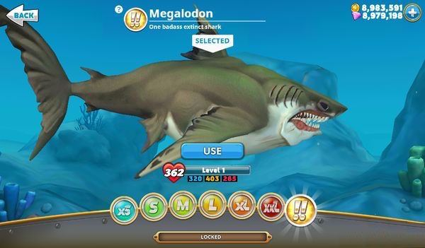 Trucchi Hungry shark world Android Cuccioli, Soldi e Gemme