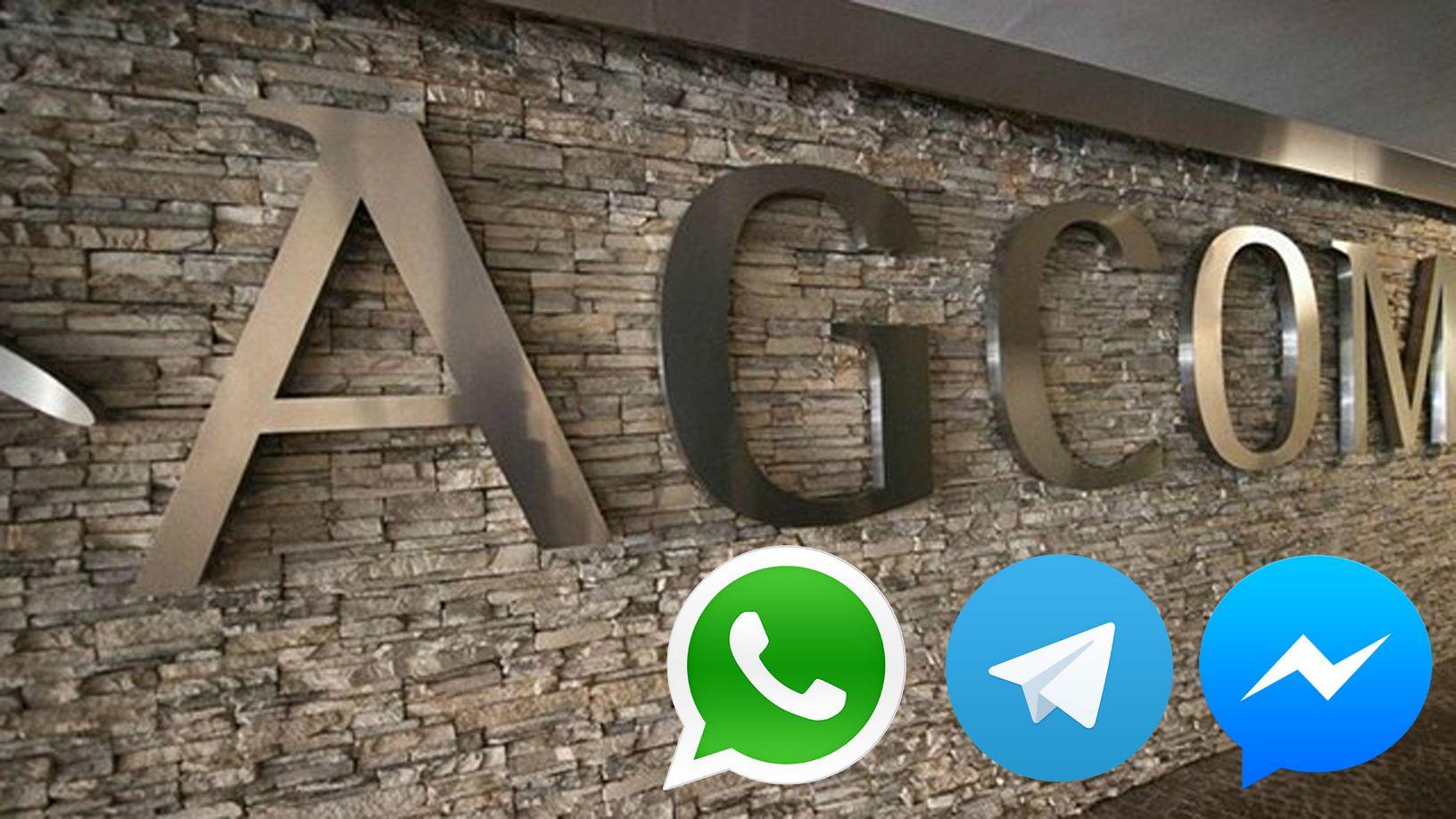 Agcom contro WhatsApp e Telegram paghino gli operatori