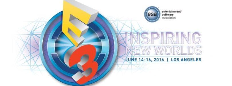 E3 2016 i migliori nuovi giochi presentati