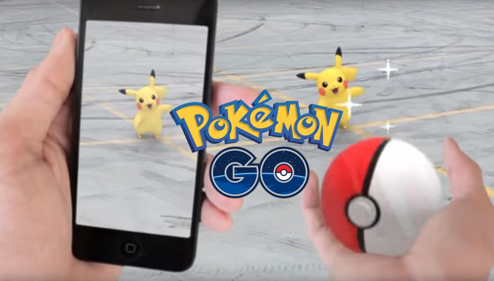 Arriva Pokémon GO: disponibile su Android e iPhone