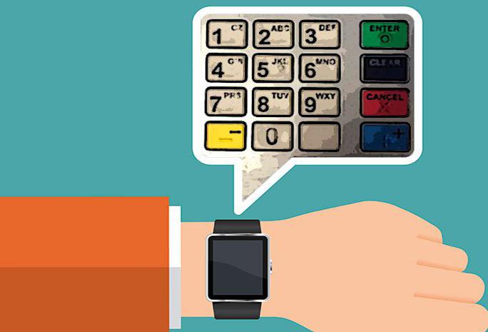 Problema Smartwatch usati per rubare il pin del bancomat