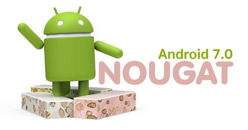 Android Nougat 7.0 Caratteristiche, Novità e Funzioni