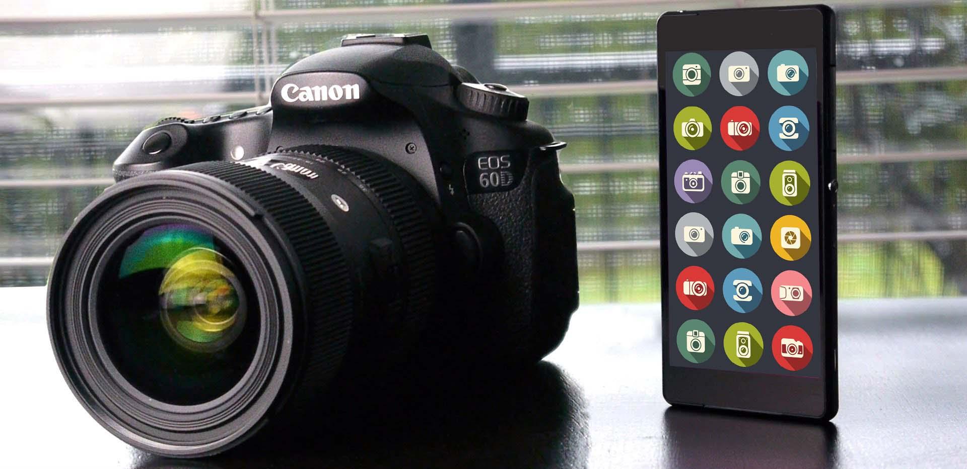 10 App per Foto e Fotografi professionali