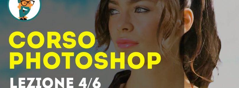 Video Corso di Photoshop CC – Lezione 4