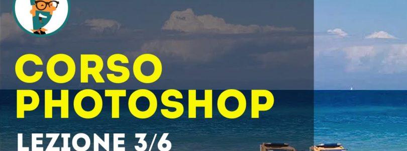 Video Corso di Photoshop CC – Lezione 3