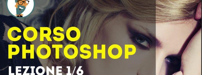 Video Corso di Photoshop CC – Lezione 1