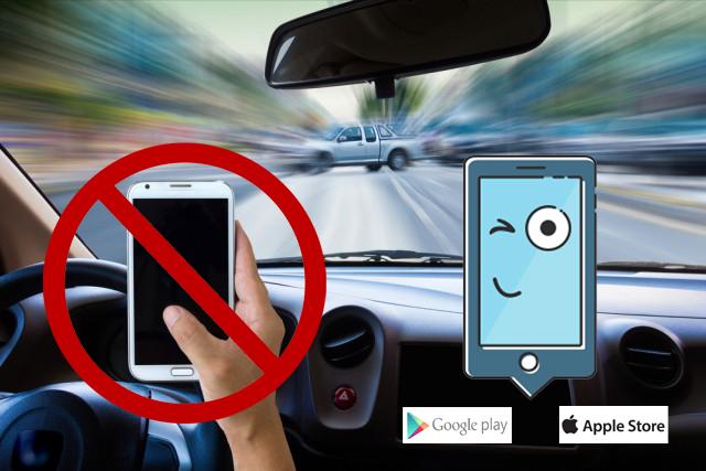 "Benzina gratis se usi ""Smartphoners"" mentre guidi"