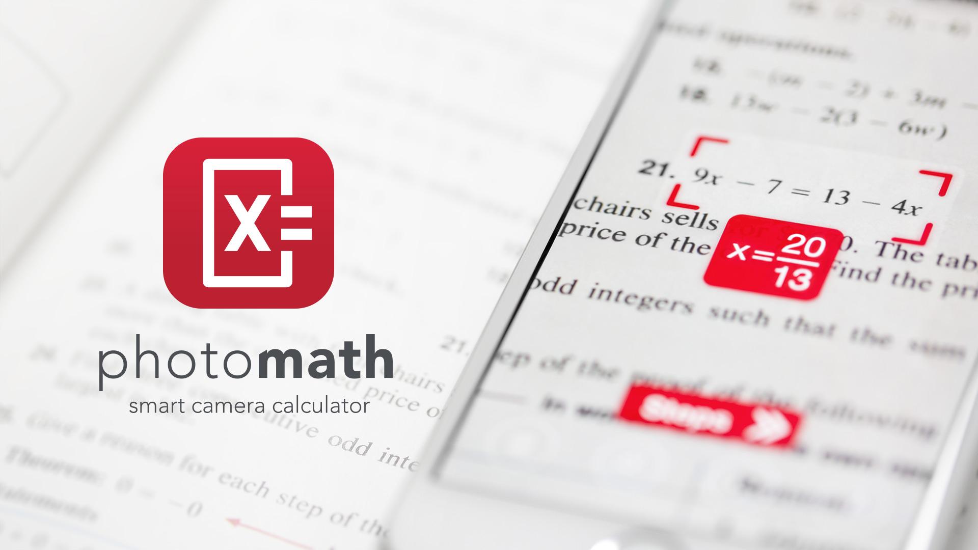 Risolvere equazioni? basta una foto con lo smartphone