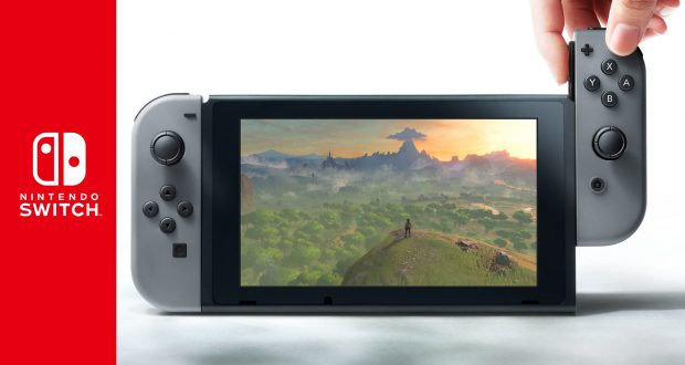 """Switch"" la nuova console di nintendo (video presentazione)"