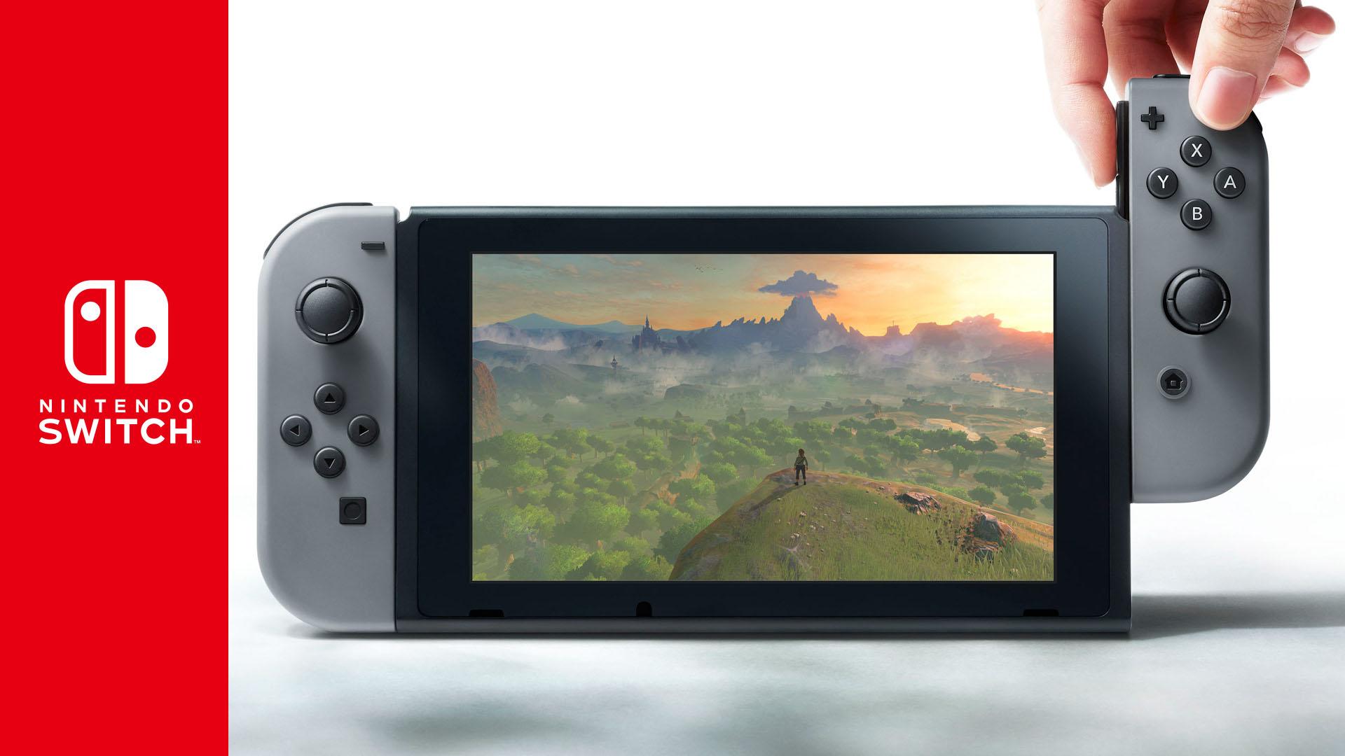 """""""Switch"""" la nuova console di nintendo (video presentazione)"""