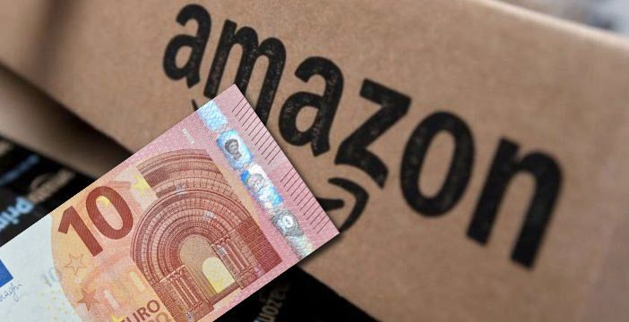 Amazon regala 10 euro, ma solo per oggi!