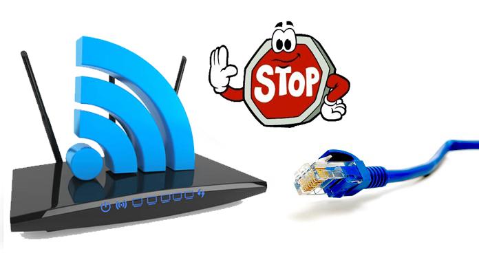 Disattivare automaticamente il Wifi se il PC è connesso via cavo