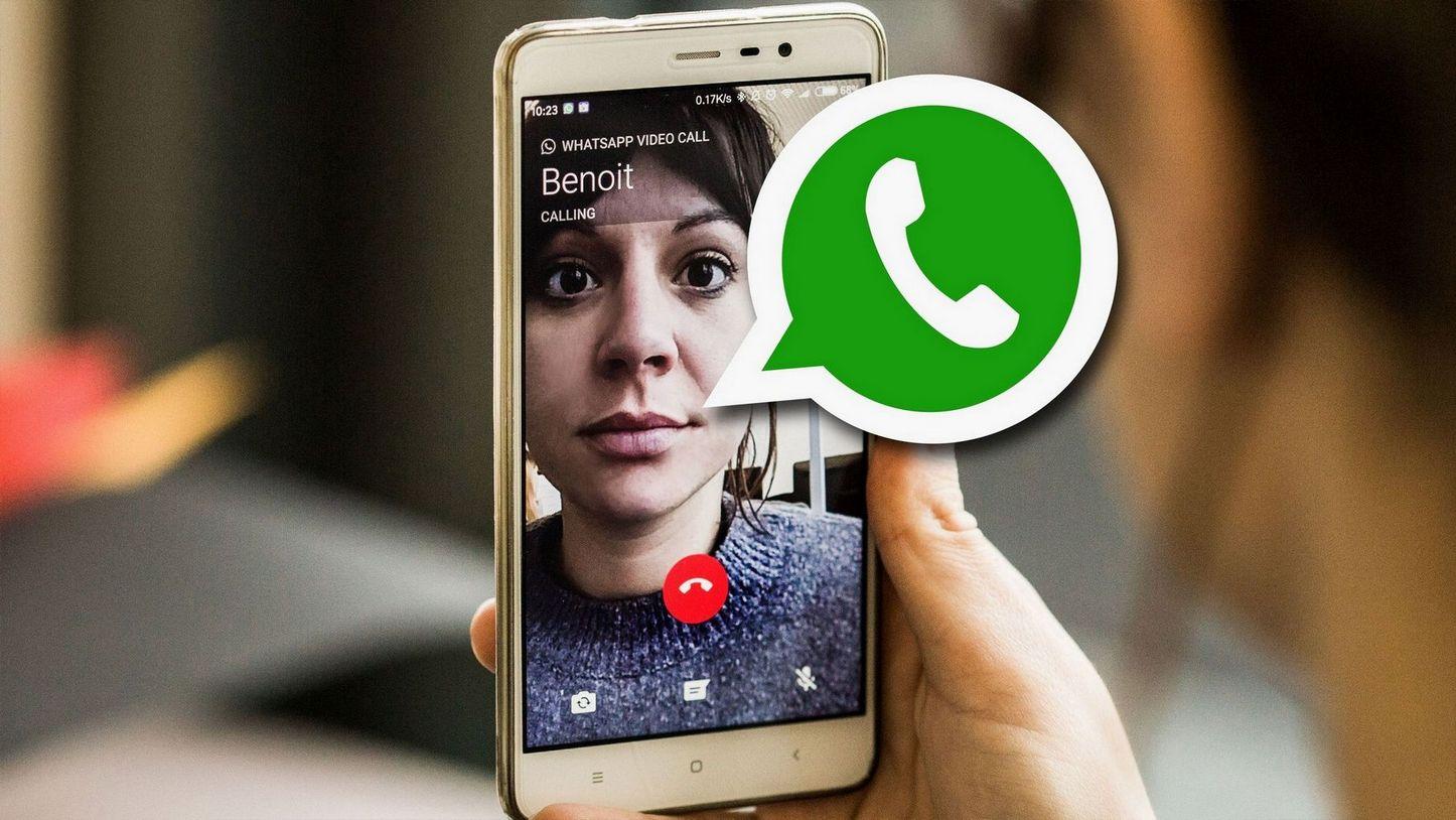 Videochiamate WhatsApp! Come funzionano?