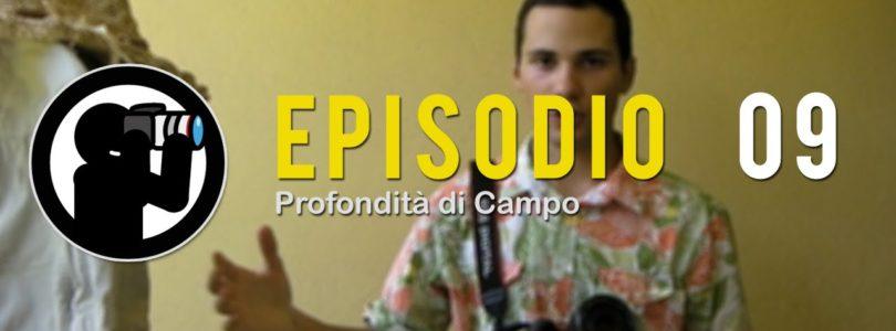 Video Corso di Fotografia: Profondità di Campo – Lezione 09