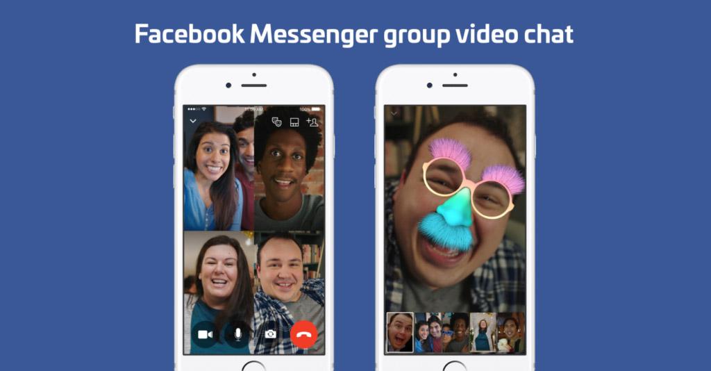 Messenger: come fare le videochiamate di gruppo