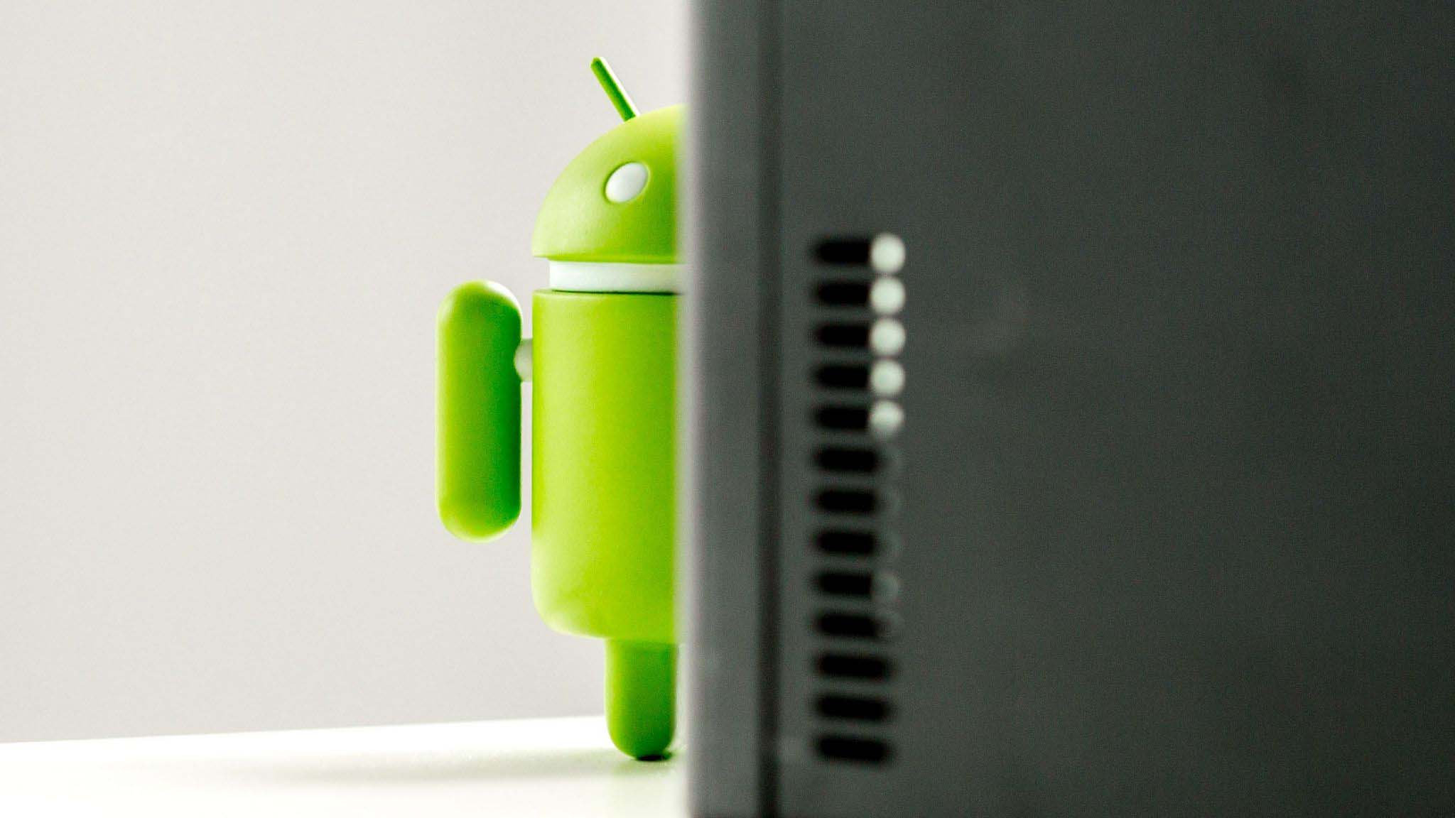 Nascondere dalla galleria un album di foto e video (Android)