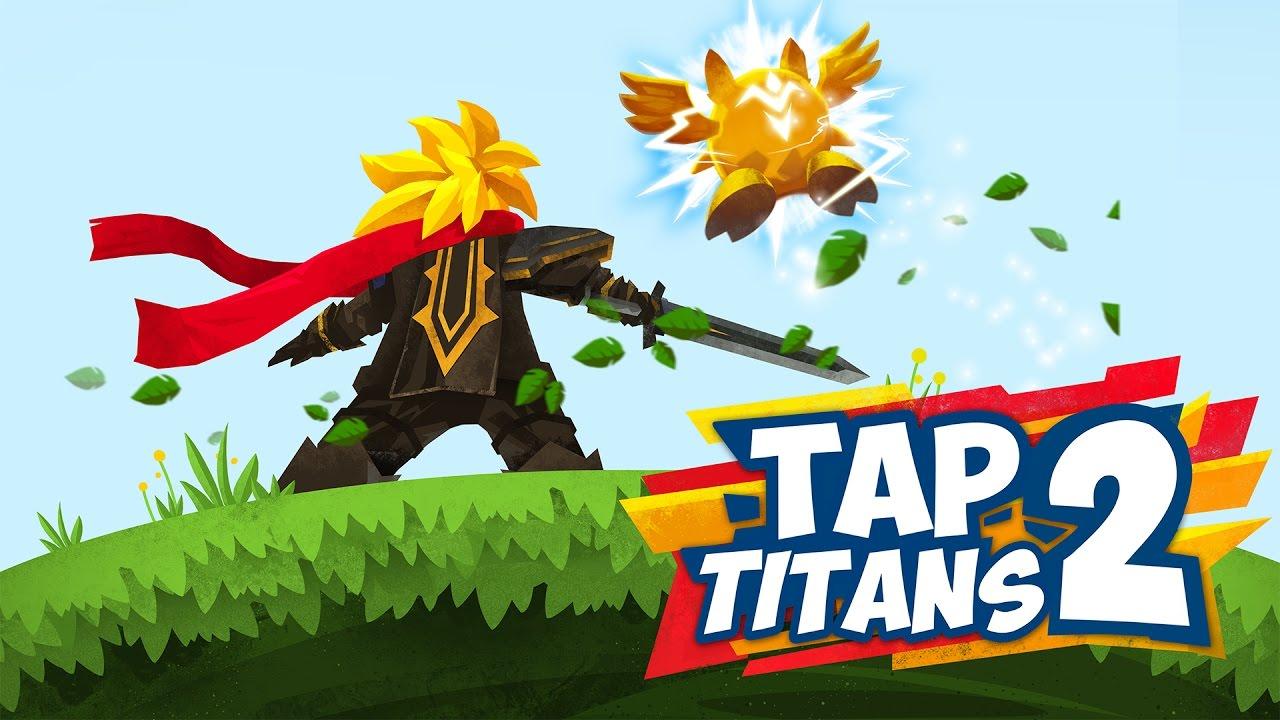 Trucchi Tap Titans 2: Soldi, Mana e Diamanti infiniti