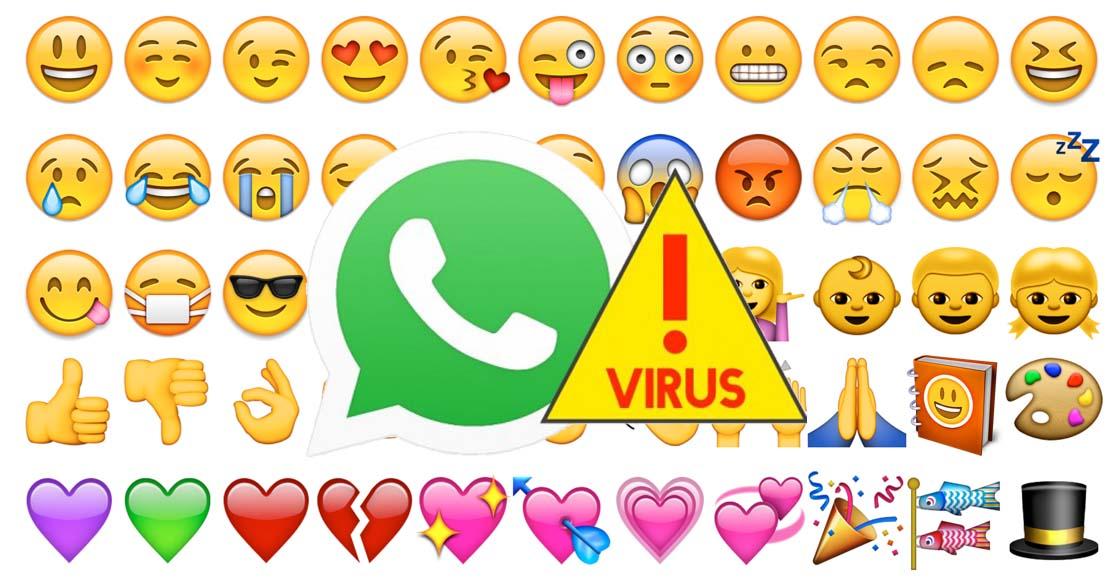 Whatsapp nuove faccine emoji ma un virus for Nuove immagini per whatsapp