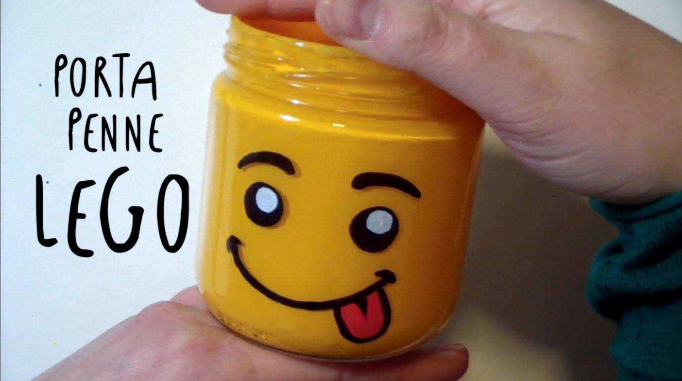 Video faidate come fare un porta penne lego idea fai - Fare un bagno fai da te ...
