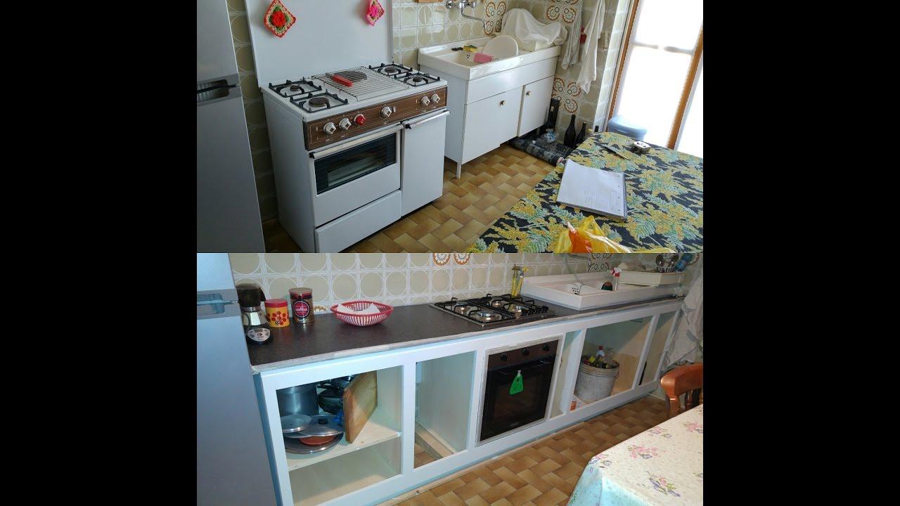 Best Costruire Una Cucina Fai Da Te Pictures - Schneefreunde.com ...