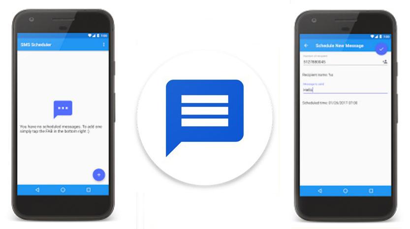 SMS Scheduler App per inviare automaticamente i messaggi 2