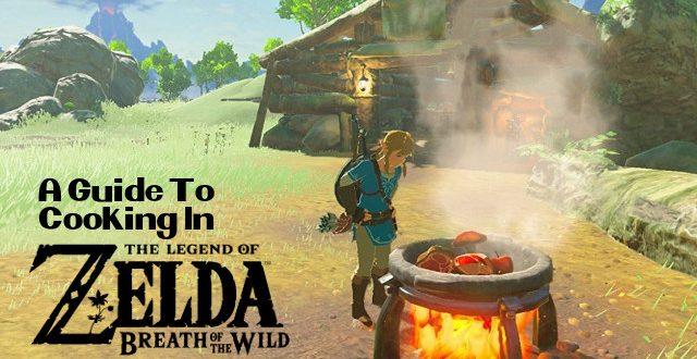 Combinazioni Ricette, ingredienti e pozioni: Zelda Breath of the Wild