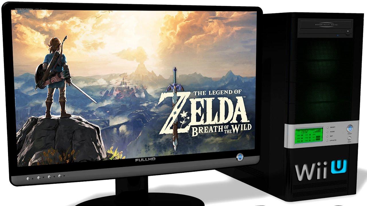 Come giocare su PC a Zelda: Breath of the Wild