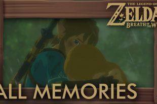 Dove trovare i Ricordi in Zelda Breath of the Wild