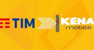 Kena Mobile: 600 minuti, 6 GB e 100 SMS a 9.99€ ogni 30 giorni