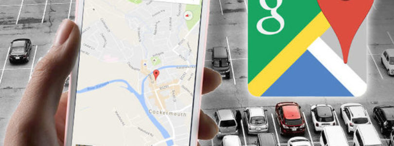 """Novità Google Maps: """"ricorda parcheggio"""" e """"tempo parchimetro"""""""