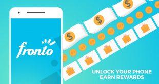 Guadagna usando lo smartphone con l'app Fronto Lock Screen