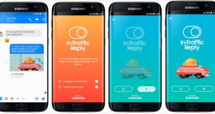 In-Traffic Reply: app contro distrazione alla guida