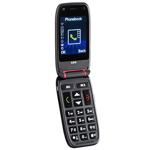 Caratteristiche e prezzo aeg voxtel m410 telefono - Smartphone con tasti ...