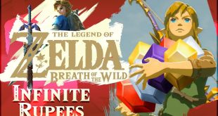 Trucchi Zelda breath of the wild: Rupie Infinite e Soldi Illimitati
