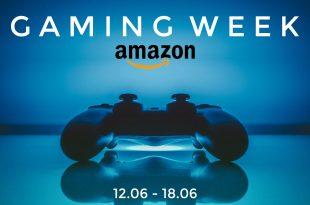 Amazon Gaming Week: sconti per giochi, console e componenti