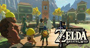 Costruire Villaggio Daccapo: Quest espansione immobiliare di Zelda