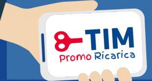 TIM Ricarica Online 5 euro gratis a chi ricarica 20 euro