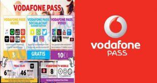 Vodafone Pass Youtube e Netflix senza consumare Giga a 10 euro