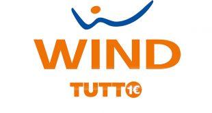 Wind Tutto a 1 euro: la nuova offerta per i vecchi clienti