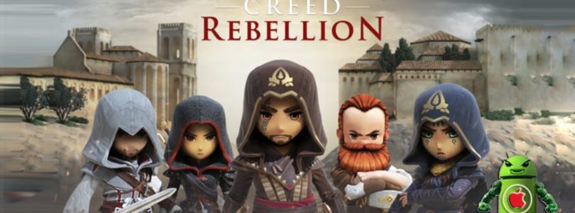 Assassin's creed rebellion: gioco di strategia per Android e iOS