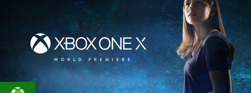 Xbox One X: il video di presentazione ufficiale della nuova console