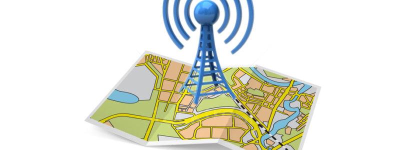 Mappa copertura segnale (Tim Vodafone Wind Tre) (2G 3G 4G)