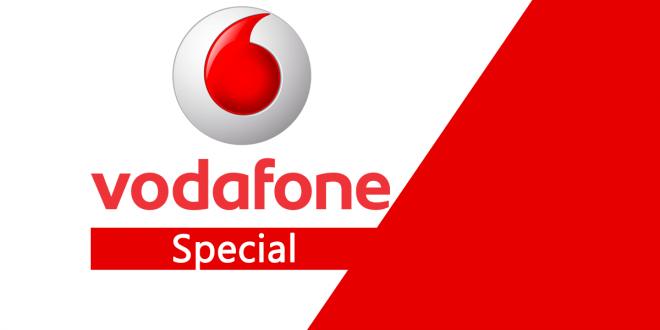 Vodafone Special 1GB 4GB 7GB 10GB: 1000 minuti, 1000 sms da 5€