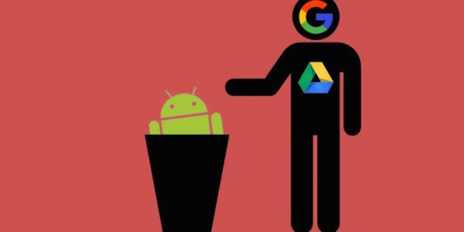 Google Drive cancella i backup Android senza preavviso dopo 2 mesi