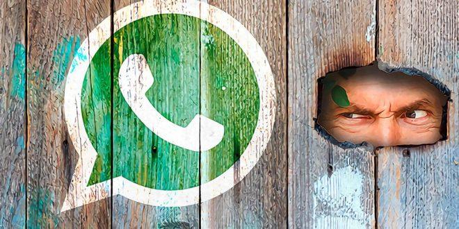 Spiare WhatsApp chat, foto e messaggi audio