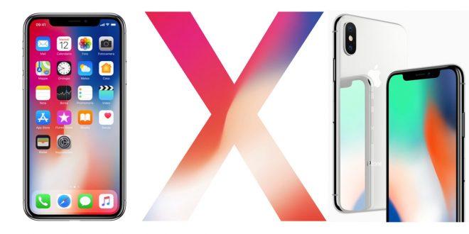 iPhone X : Caratteristiche, Novità, Prezzo (Scheda Tecnica)